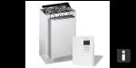 Saunaofen Basis-Set mit Kombiofen S4  9 kW