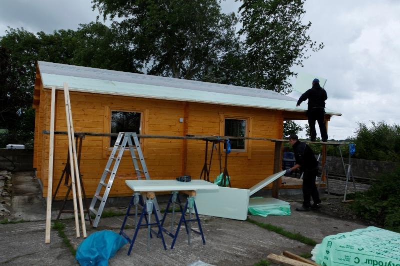 Fußboden Gartenhaus Dämmen ~ Gartenhaus isolieren so dämmen sie fassade dach boden