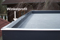 Winkelprofil Typ 1c