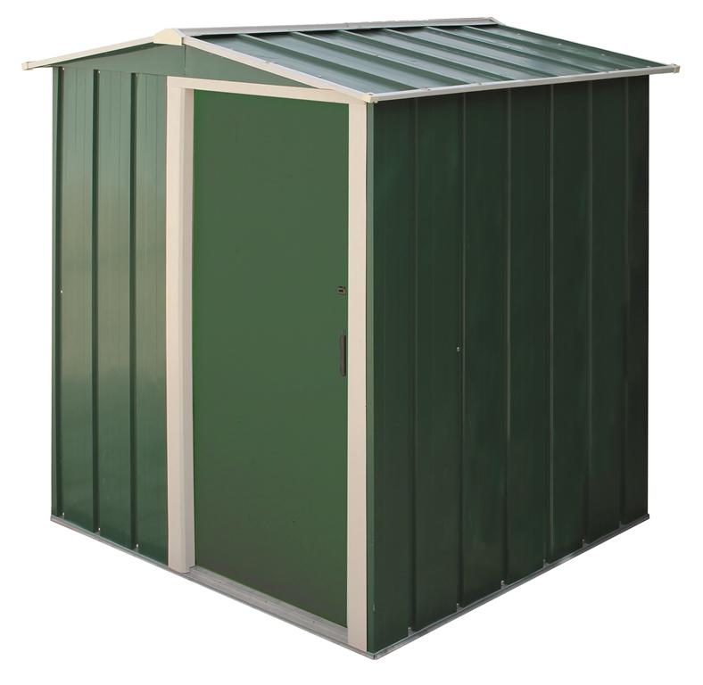 Gartenhauser 5x4