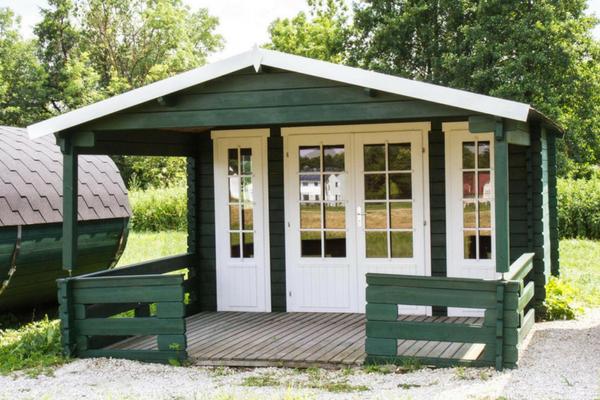 Gartenhaus Lappland