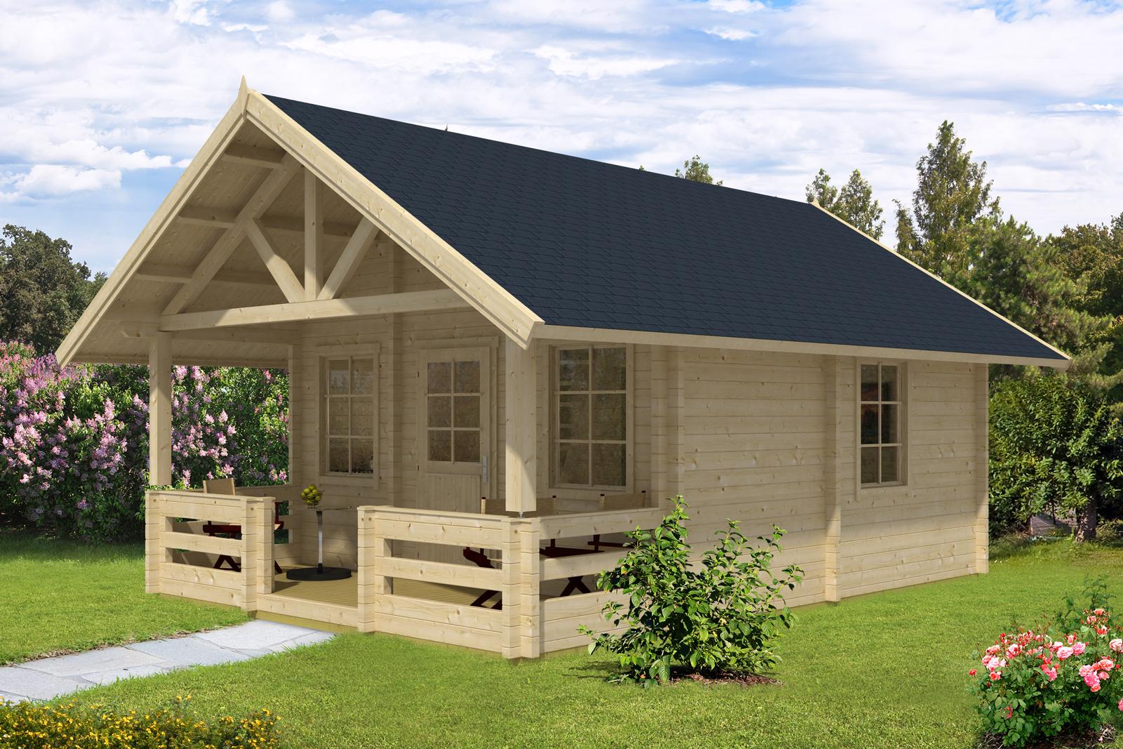 garten und freizeithaus lillehammer 70 iso garten und. Black Bedroom Furniture Sets. Home Design Ideas