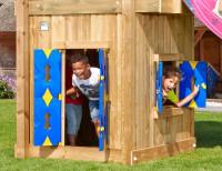 Spielhausunterbau für Plattform 145 cm hoch