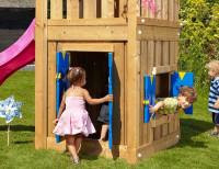Spielhausunterbau für Plattform 125 cm hoch