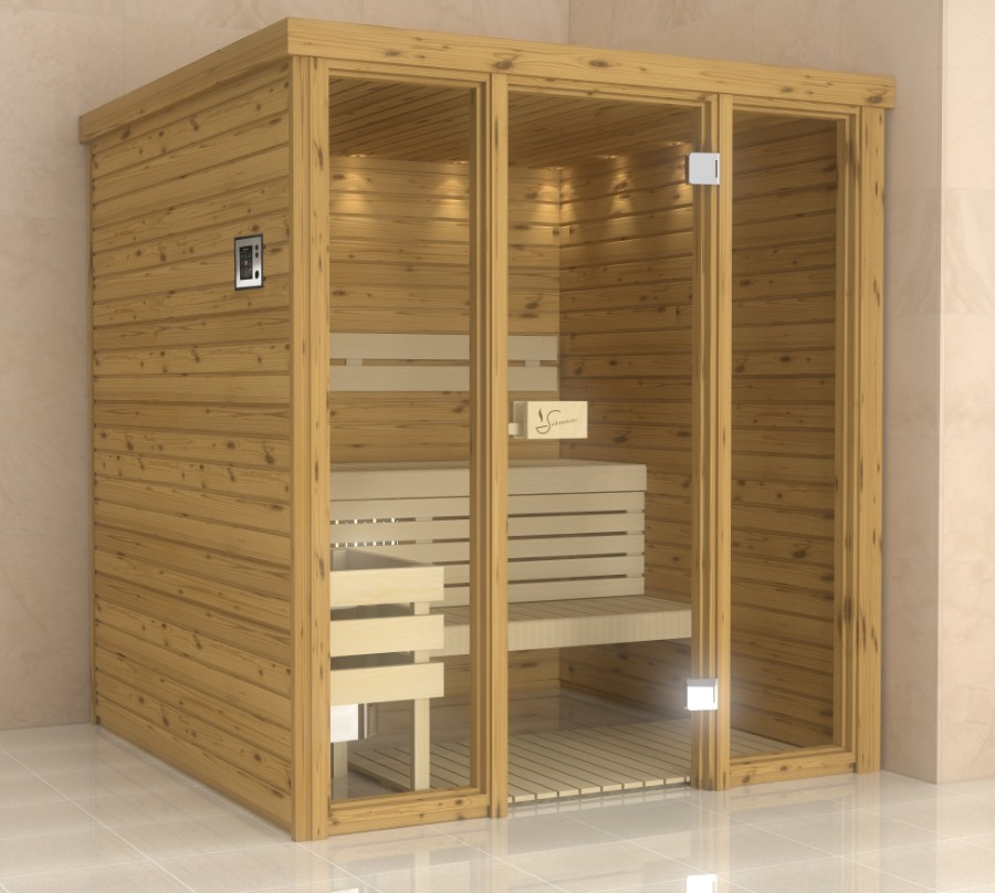 kleine sauna hochwertige 2 personen saunen bis zu 20. Black Bedroom Furniture Sets. Home Design Ideas