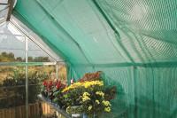 Terrando Schattennetz für Gewächshäuser