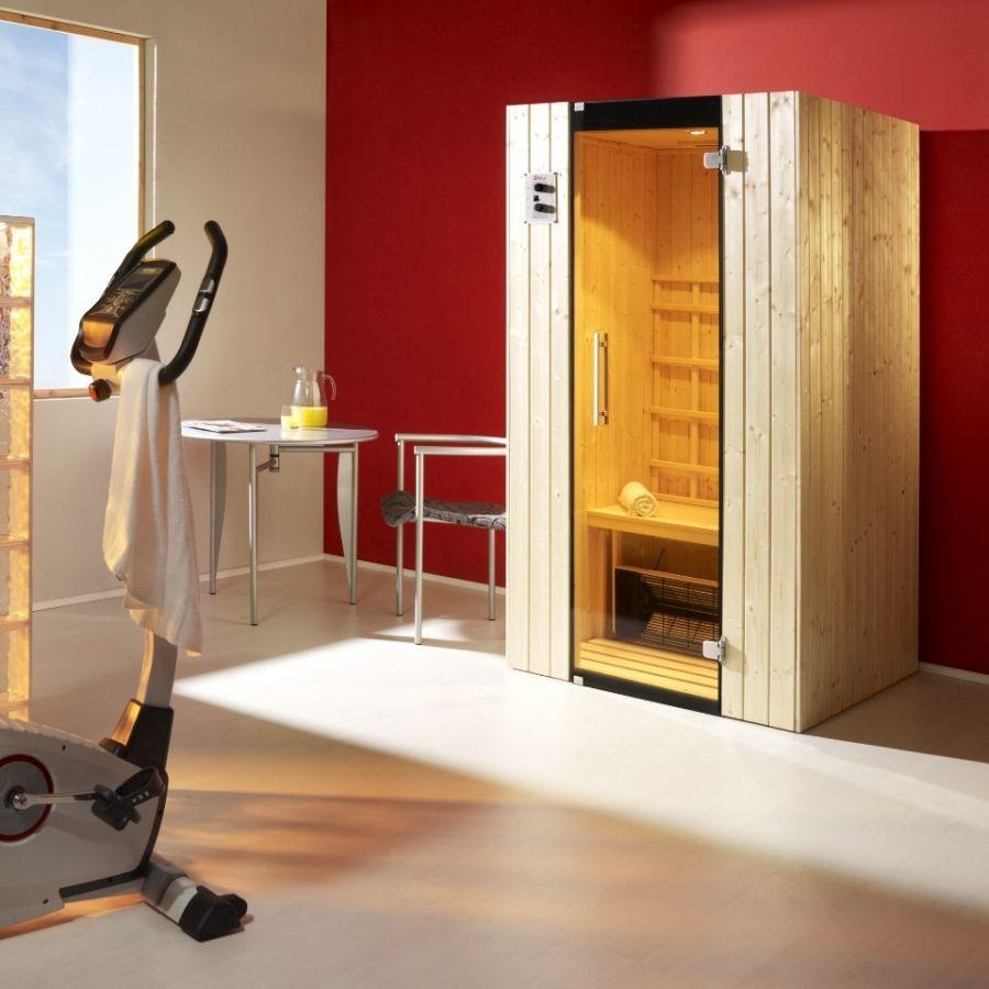 weka infrarotkabine tanilla. Black Bedroom Furniture Sets. Home Design Ideas