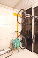 Fahrradhalter Wand 21