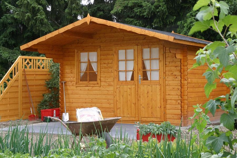 wolff gartenhaus lisa 44 a iso 240 217. Black Bedroom Furniture Sets. Home Design Ideas