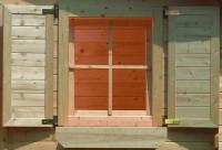 Fensterläden für Einzelfenster