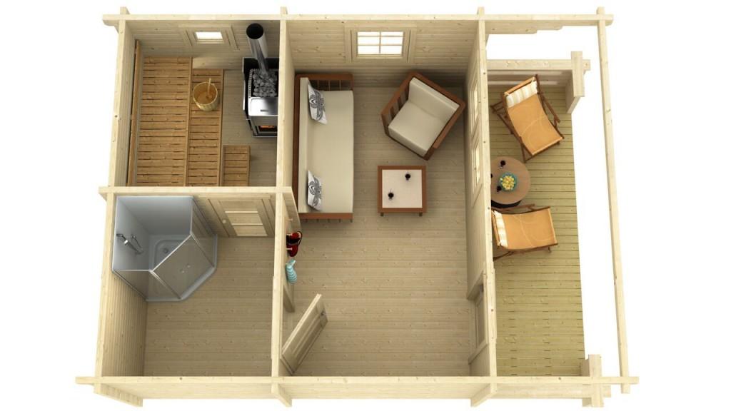Gartenhaus planen 3d my blog for Raum 3d planen