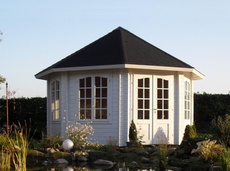 palmako gartenpavillon hanna 14 1 m pay44 4242. Black Bedroom Furniture Sets. Home Design Ideas