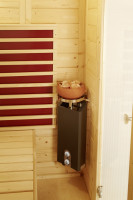 Sauna-Verdampfer InfraSteam 750 OS Set
