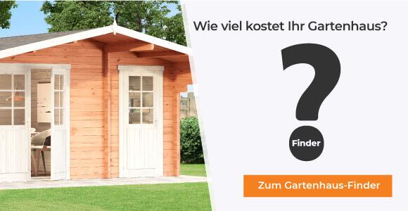 Gartenhaus Aufbauservice