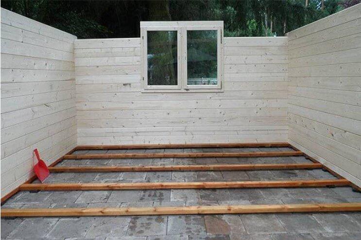 Gartenhaus Fenster Einbauen Abdichten So Gehts Richtig