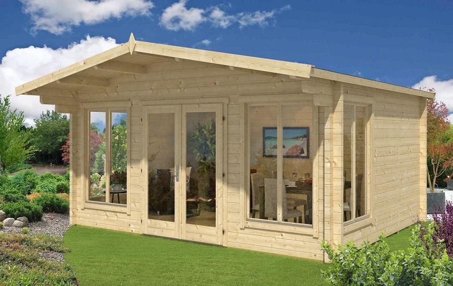 Gartenhaus 5x4m (20qm): Top Auswahl, faire Preise
