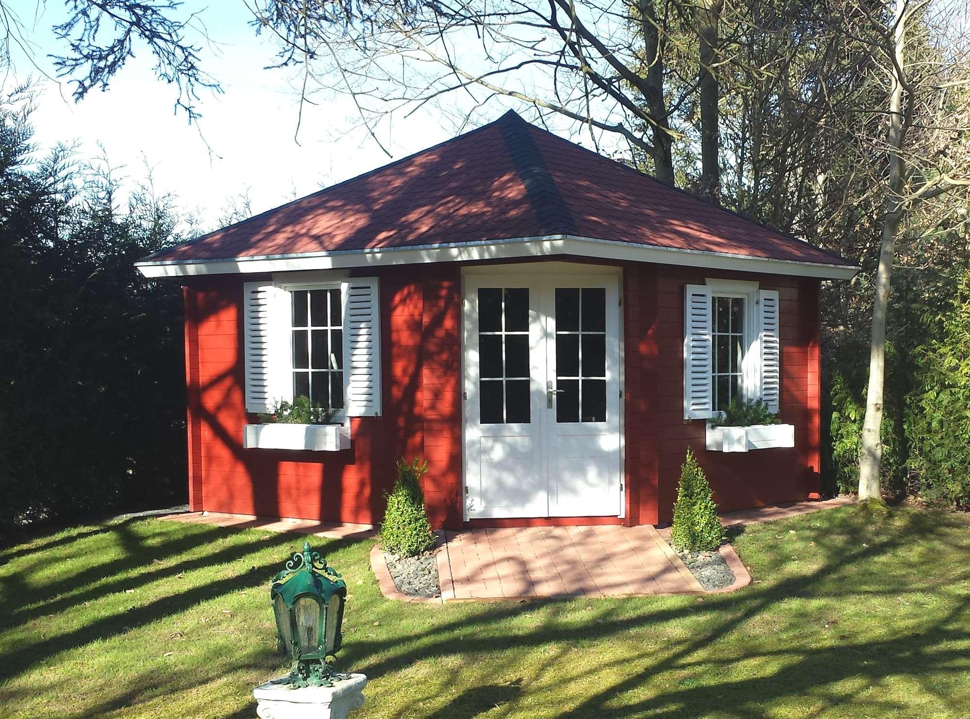 Gartenhaus 4x4m (16qm): Top Auswahl, faire Preise