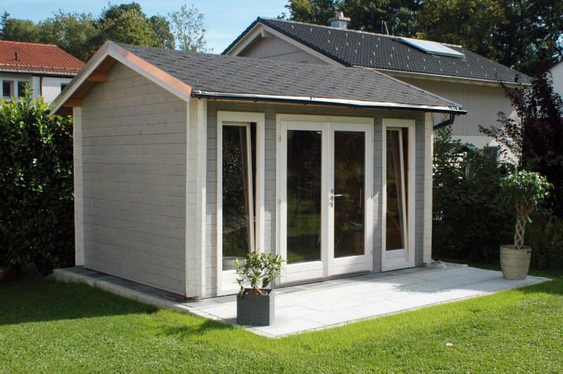 gartenhaus lisett 44 iso. Black Bedroom Furniture Sets. Home Design Ideas
