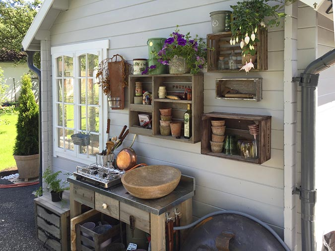 Gartenhauskuche Einrichten Was Ist Erlaubt Und Was Nicht