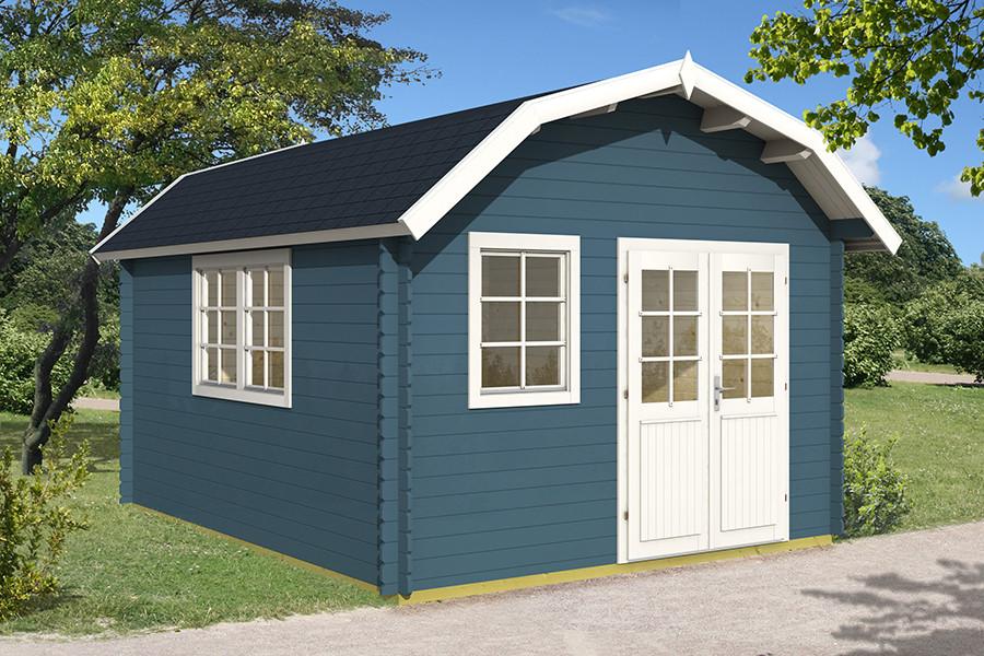 Gartenhaus Modell Kansas 122096