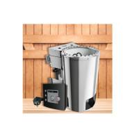 Saunaofen 3,6 kW Bio mit Außensteuerung