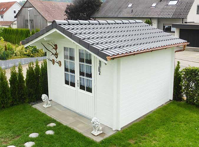Die Richtige Dacheindeckung Fur Ein Gartenhaus Wahlen