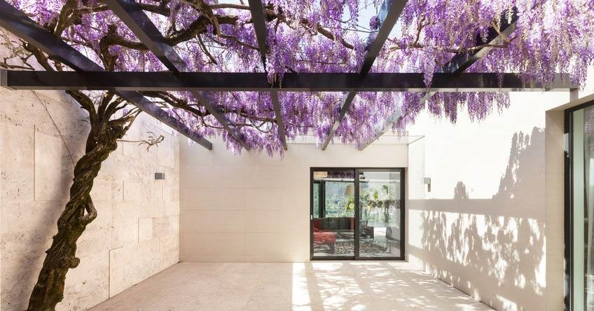 Terrassenüberdachungen Aus Glas Und Aluminium Von Suntec ~ Terrassenüberdachung material holz aluminium oder glas