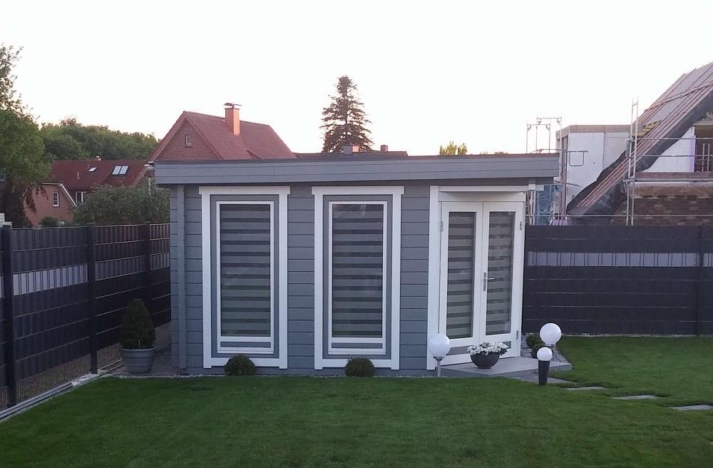 5 eck saunahaus magnus 70. Black Bedroom Furniture Sets. Home Design Ideas