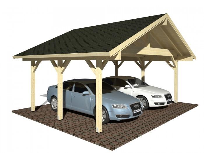 Carport Kosten: Was kostet ein Carport?