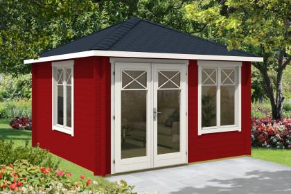 Gartenpavillon Aus Holz Kaufen Gartenlauben Vom Fachmann
