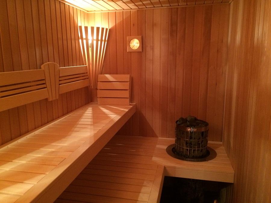 Durfen Wir Vorstellen Alexanders Innensauna Sauna Innen