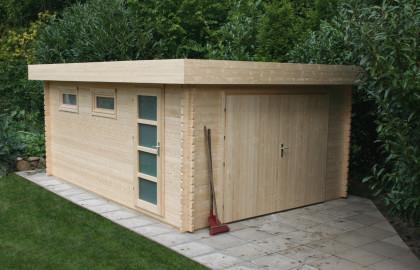 Fertiggaragen Aus Holz Kaufen Holzfertiggaragen Bis Zu 50