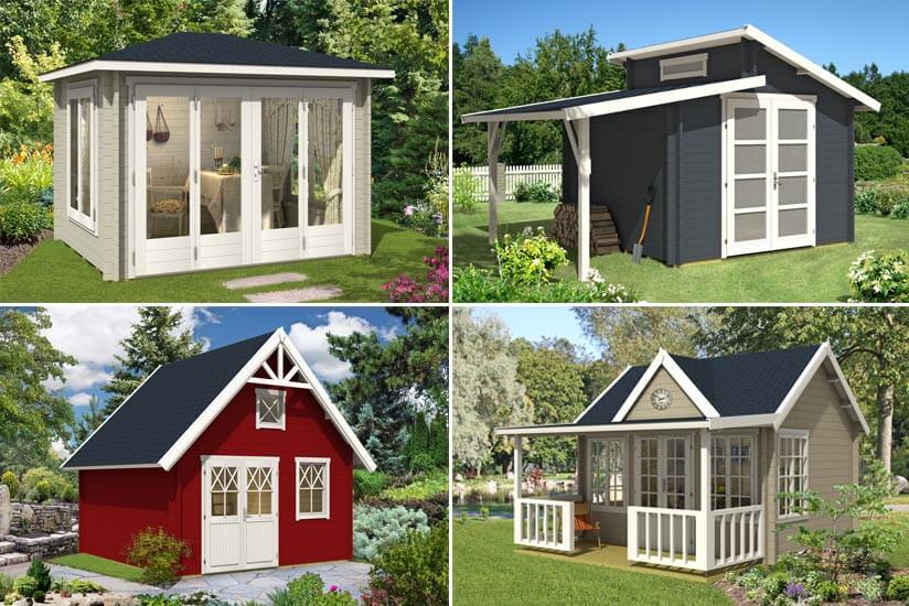 gartenhaus fehlkauf mit diesen 5 tipps vermeiden sie es. Black Bedroom Furniture Sets. Home Design Ideas