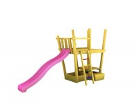 Stelzenhaus Crazy Playhouse CXL fuchsia