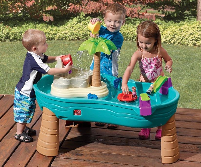 10 Spielgeräte Für Kleinkinder Im Garten