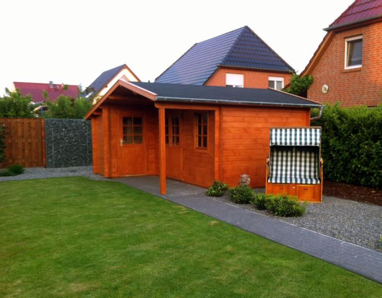 alpholz gartenhaus nordkapp iso. Black Bedroom Furniture Sets. Home Design Ideas