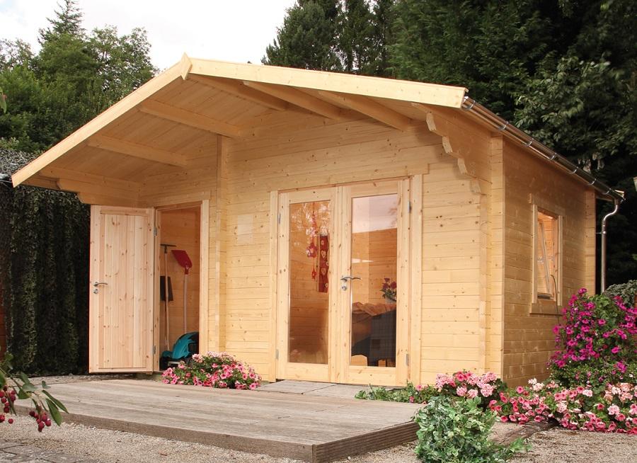 wolff finnhaus gartenh user 34 mm wandst rke. Black Bedroom Furniture Sets. Home Design Ideas