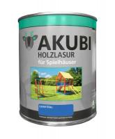 Farbe Set 750 ml Ozeanblau