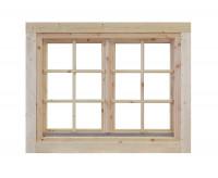 Doppelfenster Alina 70 mm ISO