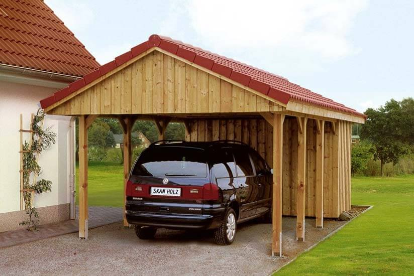 dacheindeckung carport das sind ihre m glichkeiten. Black Bedroom Furniture Sets. Home Design Ideas