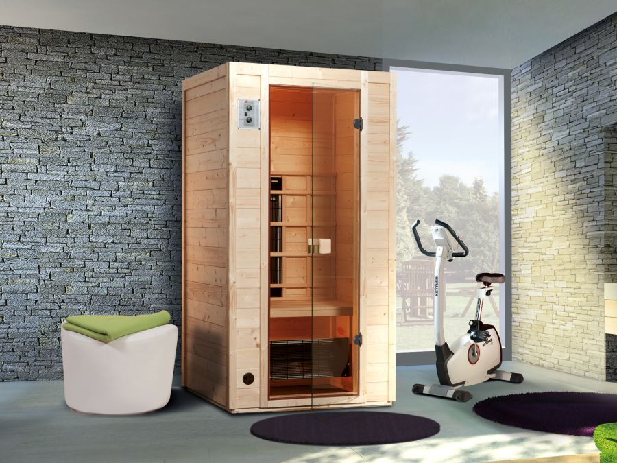weka infrarotkabine vaala. Black Bedroom Furniture Sets. Home Design Ideas
