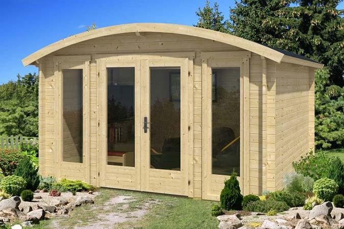 Interessante Besondere Dachformen Von Gartenhausern