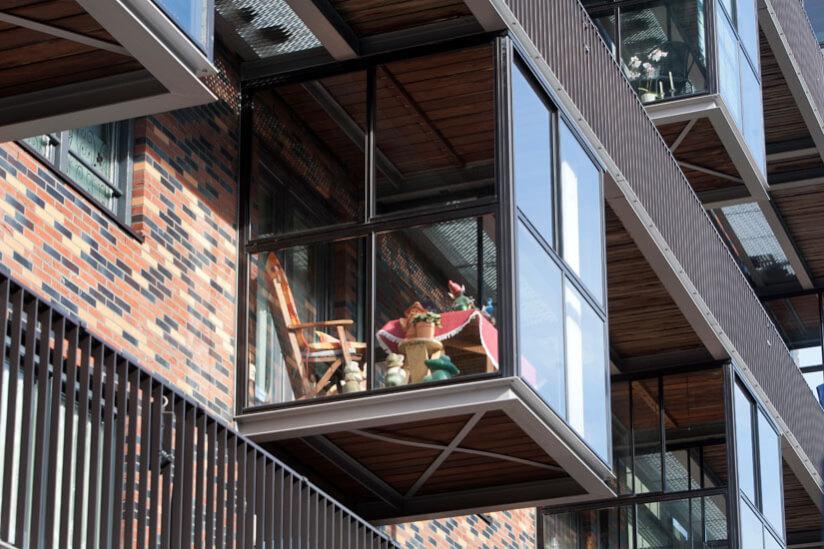 Wintergarten Balkon