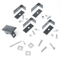 Terrando Montagesets RAL7016 (anthrazitgrau)