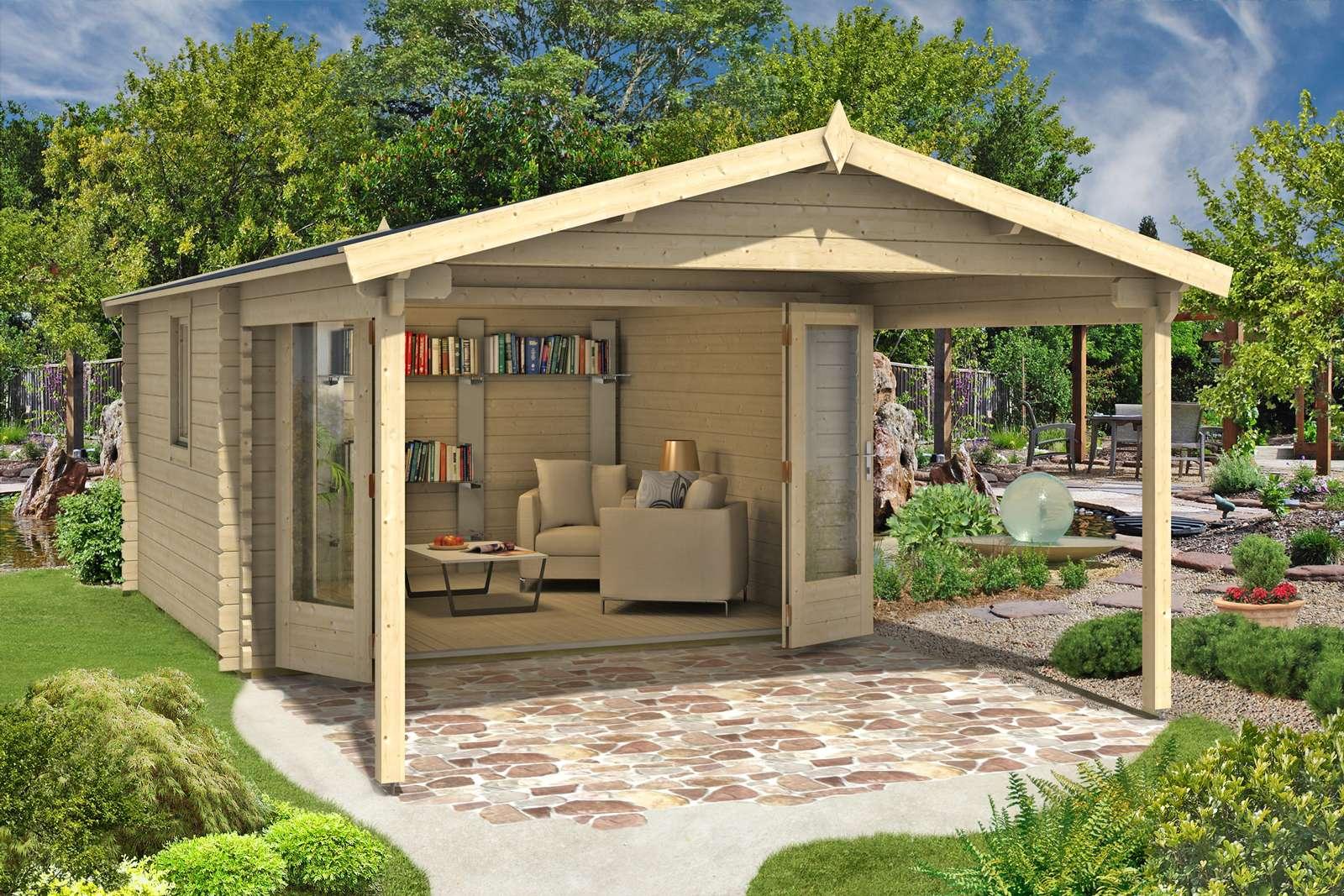 gartenhaus catlitterplus. Black Bedroom Furniture Sets. Home Design Ideas