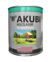 Farbe Set 750 ml Altrosa