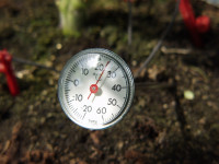 Erdthermometer