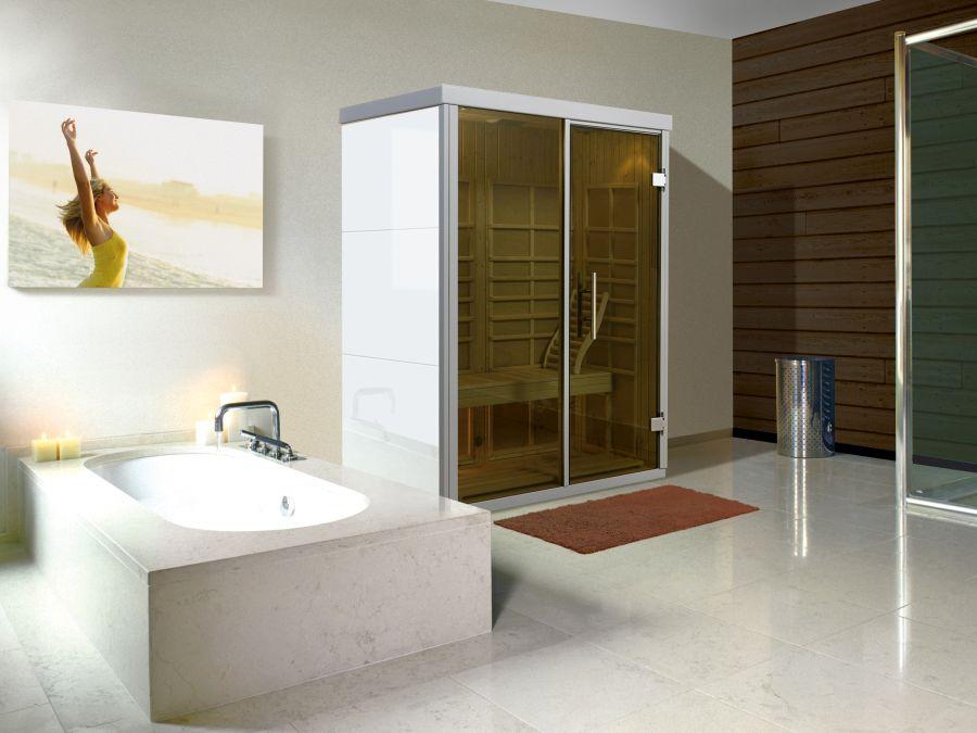 wellnissage infrarotkabine aktivit c gr 2. Black Bedroom Furniture Sets. Home Design Ideas