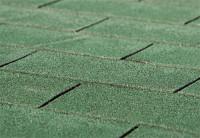 Dachschindeln rechteckig mixed grün