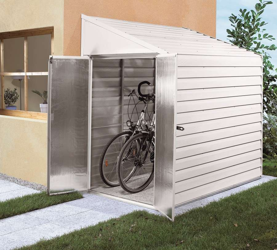 Interessant Metallgerätehaus » Gartenhaus aus Metall günstig kaufen UL59